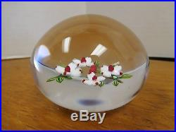 1993 Holly Berry John Parsley 3 Paperweight