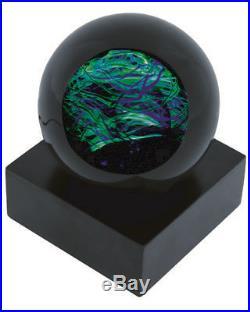 478F Glass Eye Studio Celestial Speed of Light (with light base)
