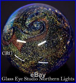 500F Glass Eye Studio Celestial Northern Lights