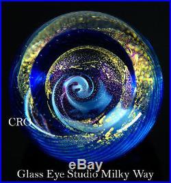 502F Glass Eye Studio Celestial Milky Way