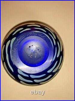 Charles Lotton 1976 vase 59/200