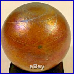 Glass Eye Studio Solar System Limited Edition Paperweight Celestial Series Blown