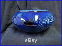 Gorgeous Josh Simpson, Signed And Dated, Earth Vase
