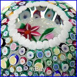 John Deacons Magnum Porthole Bouquet withAll Rose Canes Overlay