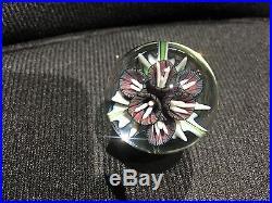 John Kobuki 1 7/8 Art Glass Marble, Borosilicate, Boro, Art Glass Marble