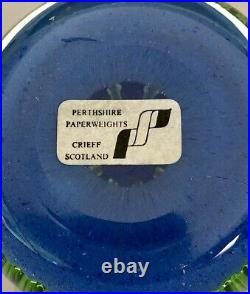 Large Perthshire millefiori artglass paperweight (Scotland)