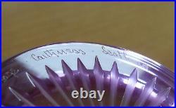 Ltd Ed Caithness Golden Corsage Floral Paperweight(75/250) W Manson 2 7/8