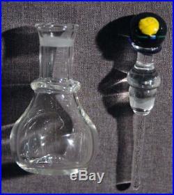 Mini BOB Banford rose perfume bottle