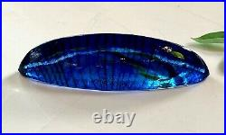 NEW Kosta Boda Journey Art Glass Fine Swedish Crystal Artist Bertil Vallien