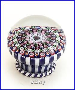 Parabelle Piedouche Millefiore Paperweight LE Signed/Dated