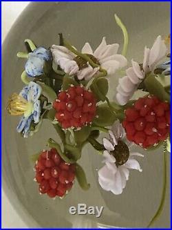 Paul Stankard Bouquet