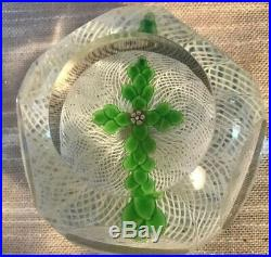 Paul Ysart Glass Paperweight