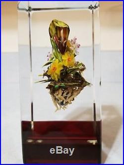 Paul stankard art glass