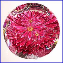 Perthshire 1972A Pink Dahlia L/E