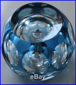 Perthshire 1975 B Penguin Hollow Paperweight Limited Edition 222