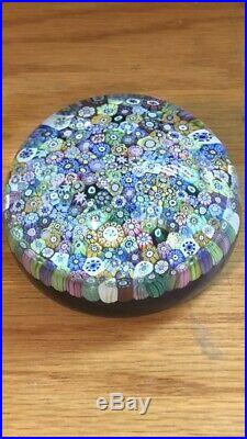 Perthshire Closepack Paperweight 1973C Stand Included