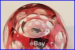 Perthshire Figural Seal Balancing Ball Glass Paperweight 1979 (Limited 1 of 275)