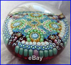 Perthshire PP106 Paperweight, Briefbeschwerer, Magnum Limited Edition