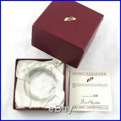 Perthshire Paperweight Medium Size PP99 1987 230/350 Original Box Certificate