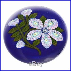 Peter McDougall Special Edition Millefiori Flower with Buds