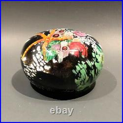 Peter Raos PAPERWEIGHT 1996 New Zealand Art glass UNDERWATER SCENE series -Your