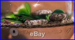 Rosenfeld 1997 Snake paperweight 665