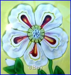 Saint Louis, Flower Paperweight, Briefbeschwerer