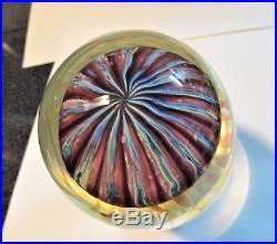 Satava Art Glass Studio Passion Moon Jellyfish 5 tall and gorgeous