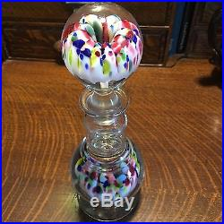 South Jersey Millville Inkwell Paperweight