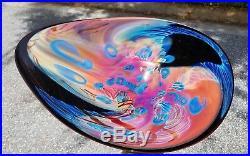 Stunning Art Glass By Henry Summa 21x16