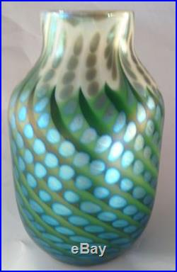 Vintage Orient & Flume Vase 1978 7.5