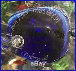 Zellique Studios Glass Bookends Fish Decor